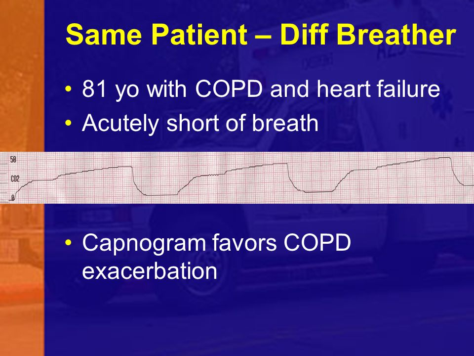 Same Patient – Diff Breather