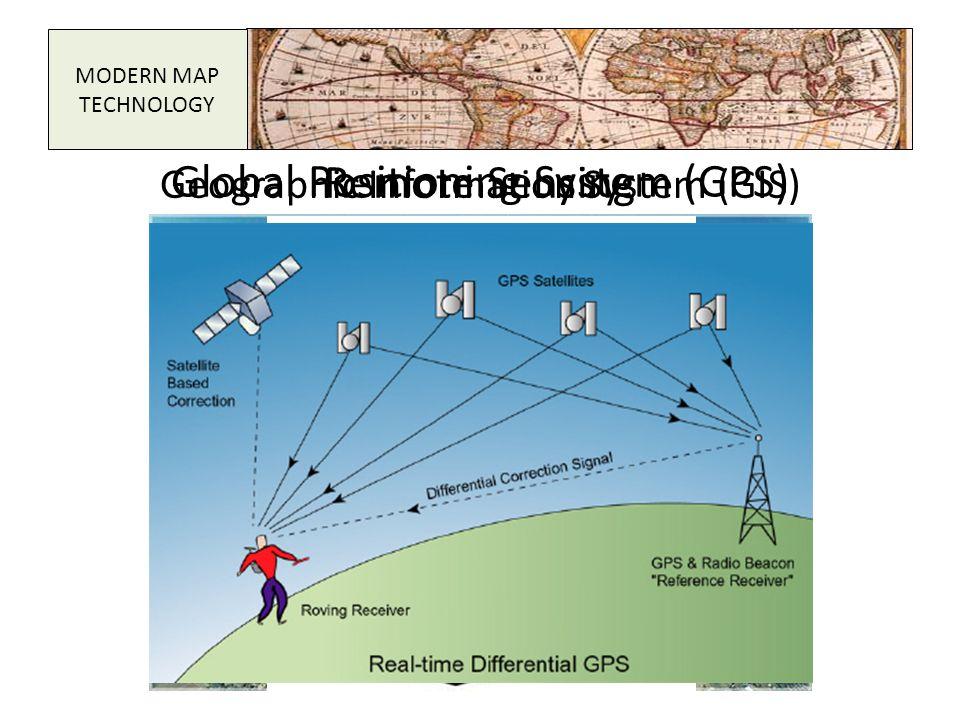 Global Positioning System (GPS) Remote Sensing