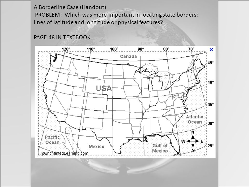 A Borderline Case (Handout)