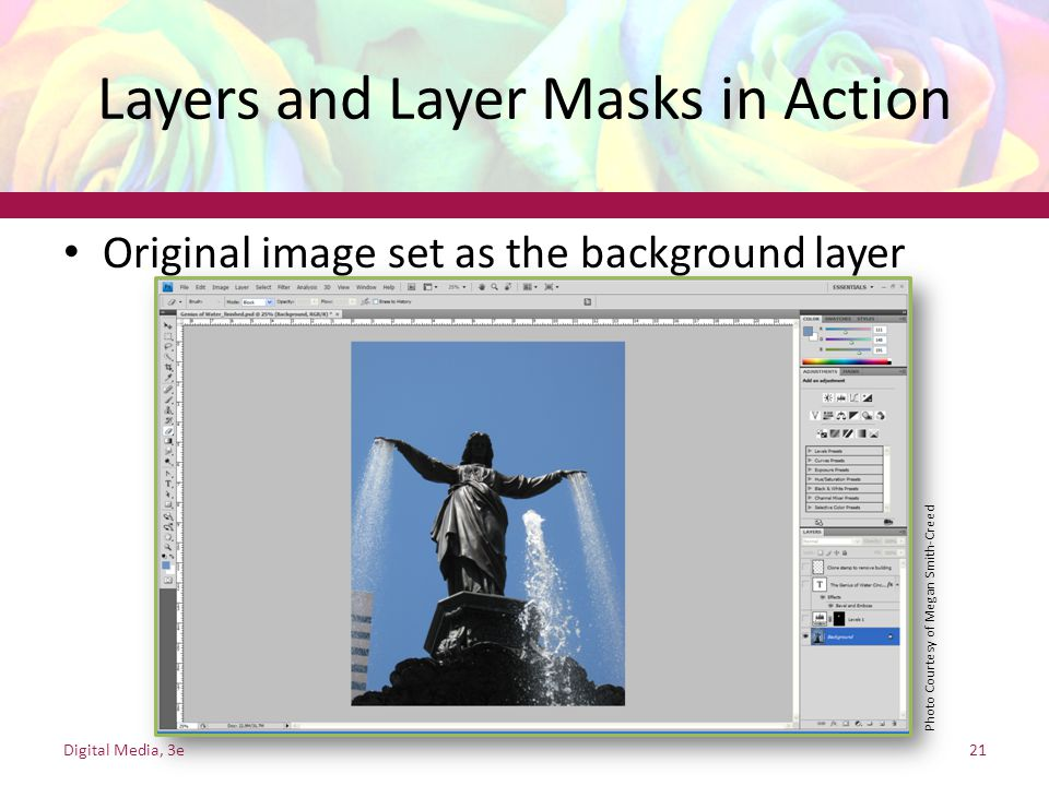 Layers and Layer Masks in Action