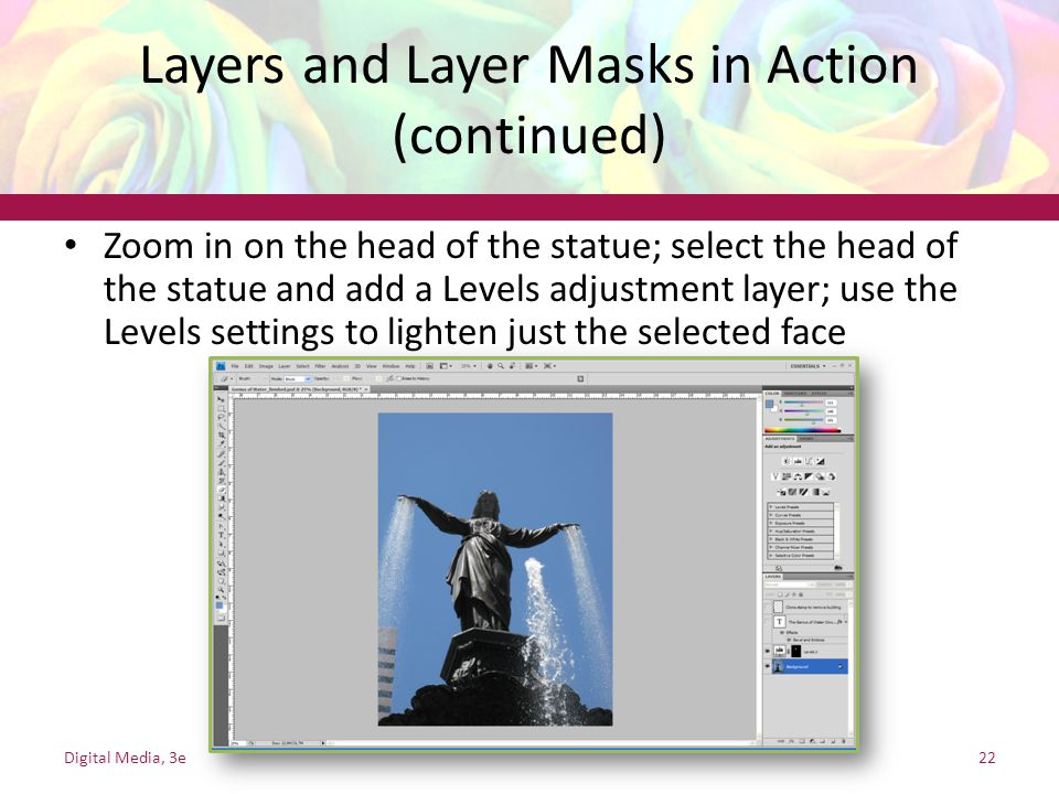 Layers and Layer Masks in Action (continued)