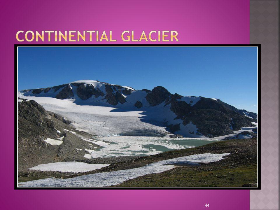 Continential Glacier