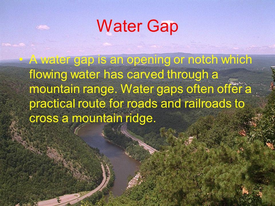 Water Gap