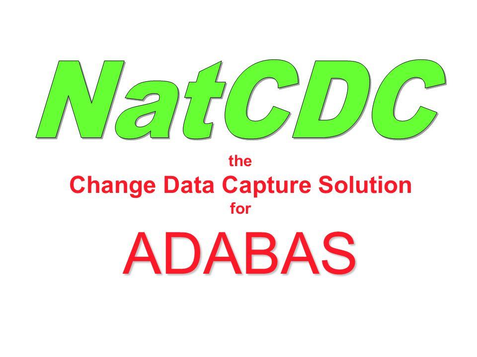 Change Data Capture Solution