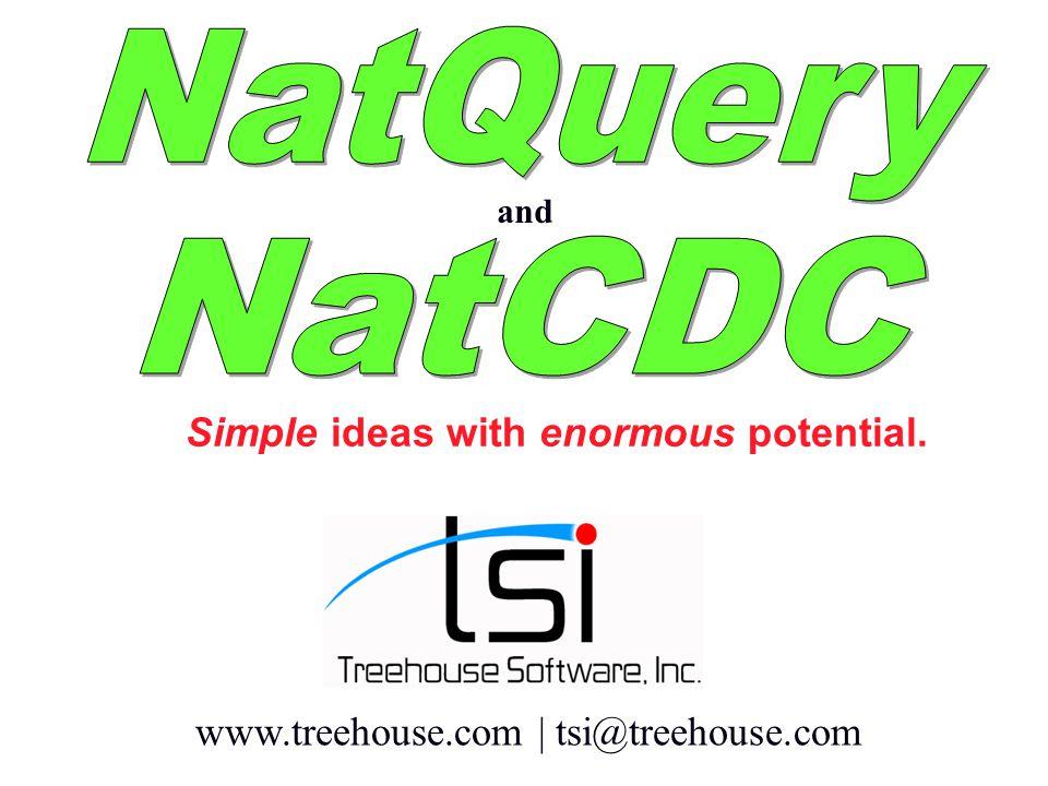 www.treehouse.com | tsi@treehouse.com