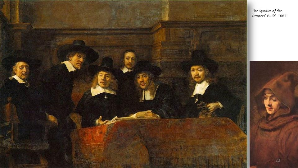 The Syndics of the Drapers Guild, 1662