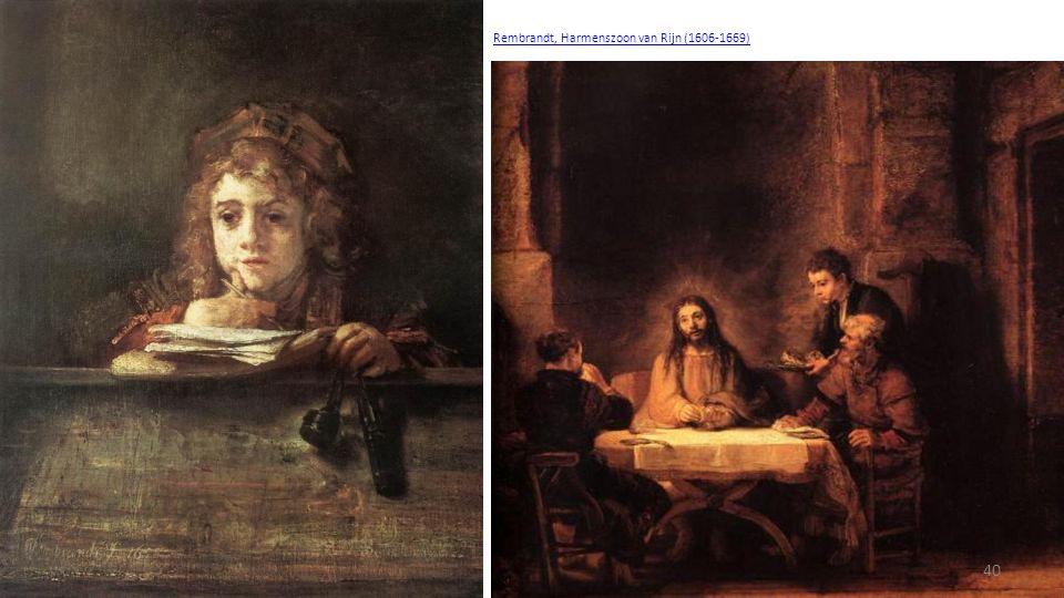 Rembrandt, Harmenszoon van Rijn (1606-1669)
