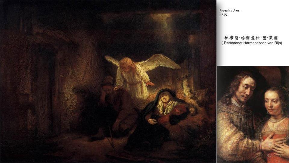 Joseph s Dream 1645