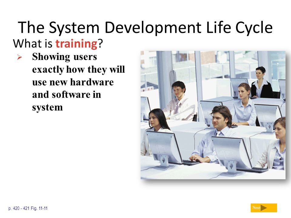 Systematic Approach to Training