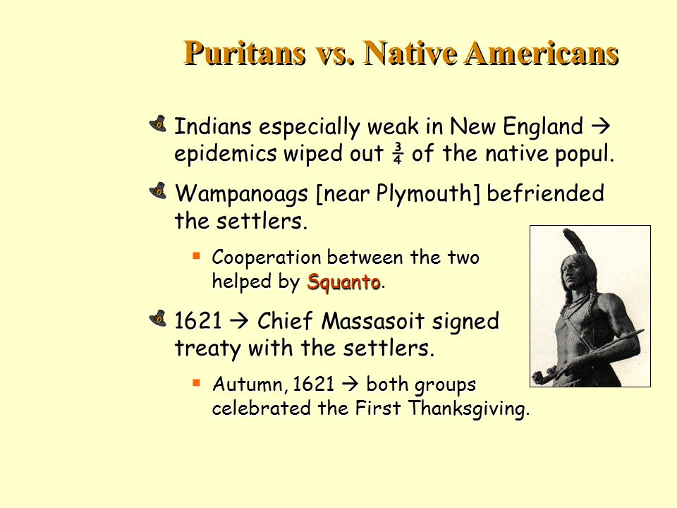 Why Did the Puritans Move to America?