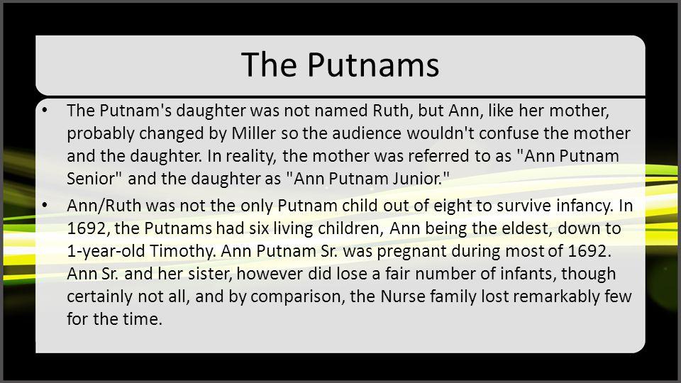 The Putnams