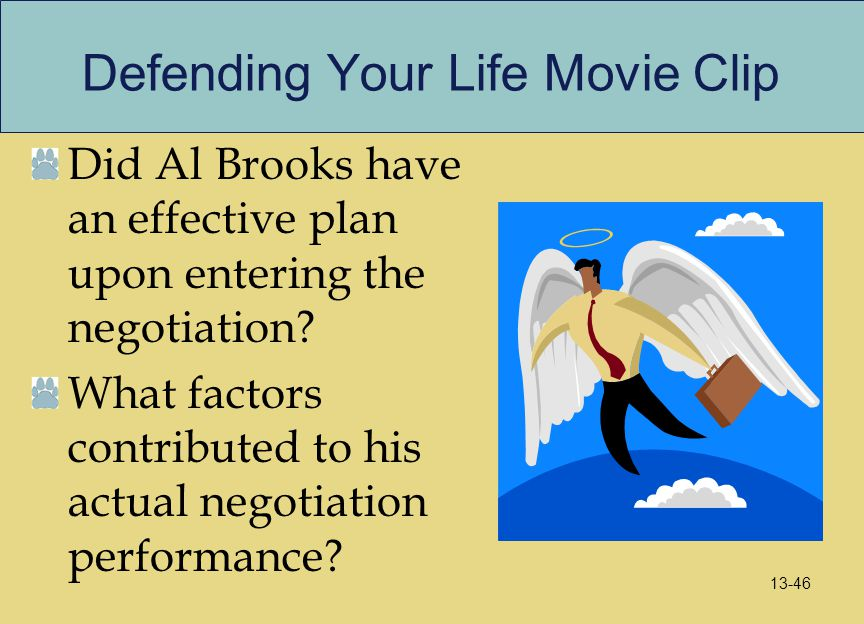 Defending Your Life Movie Clip