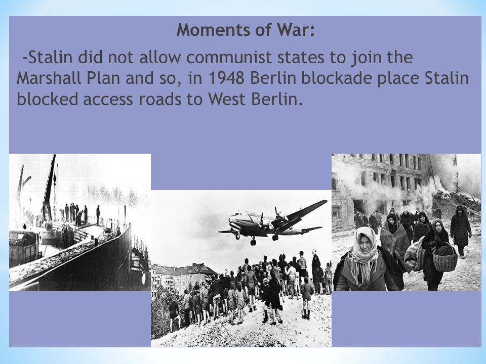 Moments of War: