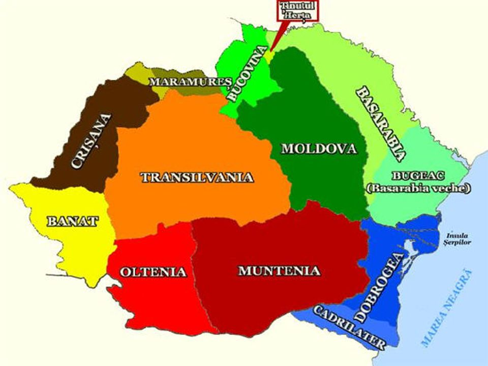 Bessarabia and Quadrilateral