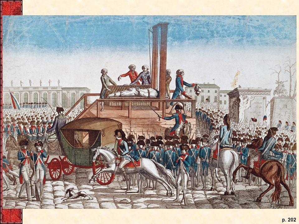 The violence of the French Revolution, especially the guillotining of King Louis XVI, shocked Americans, causing many to question whether the United States should remain that nation's ally.