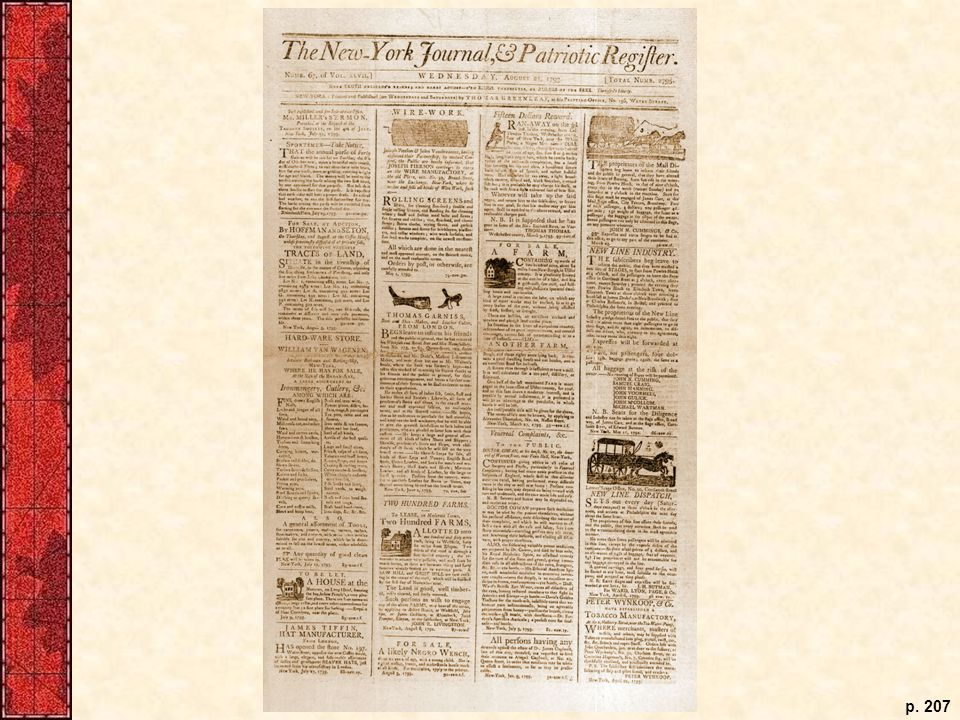Visualizing the Past: Newspapers of the Early Republic.