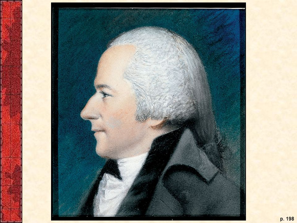 Alexander Hamilton, by James Sharpless, about 1796