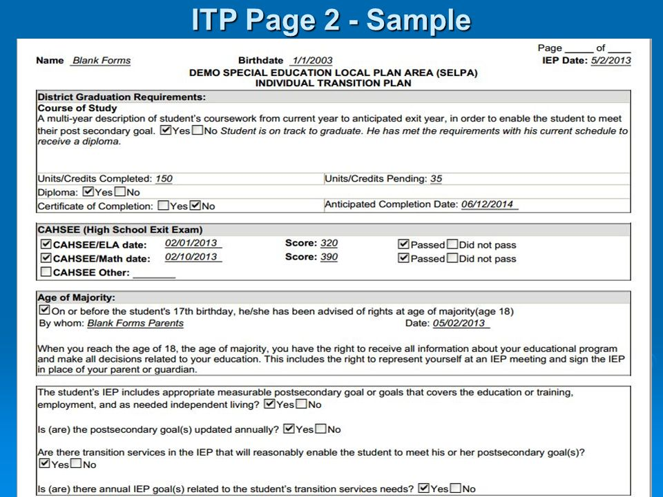 Seis – Iep Changes & Compliance - Ppt Video Online Download