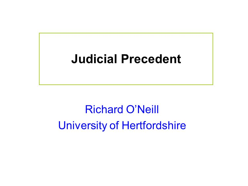 judicial precendent Precedent defined and explained with examples a legal decision made by a court of authority, which serves as an authoritative rule in future, similar cases.