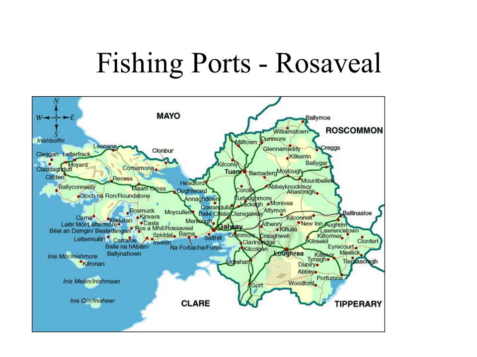 Fishing Ports - Rosaveal