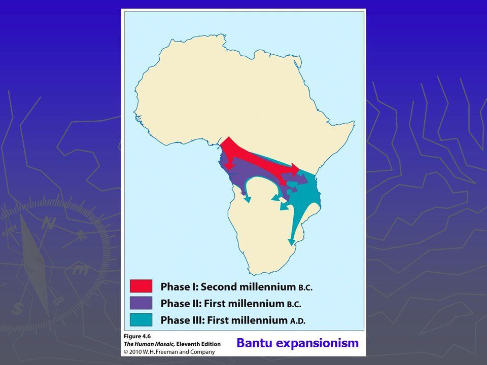 Bantu expansionism