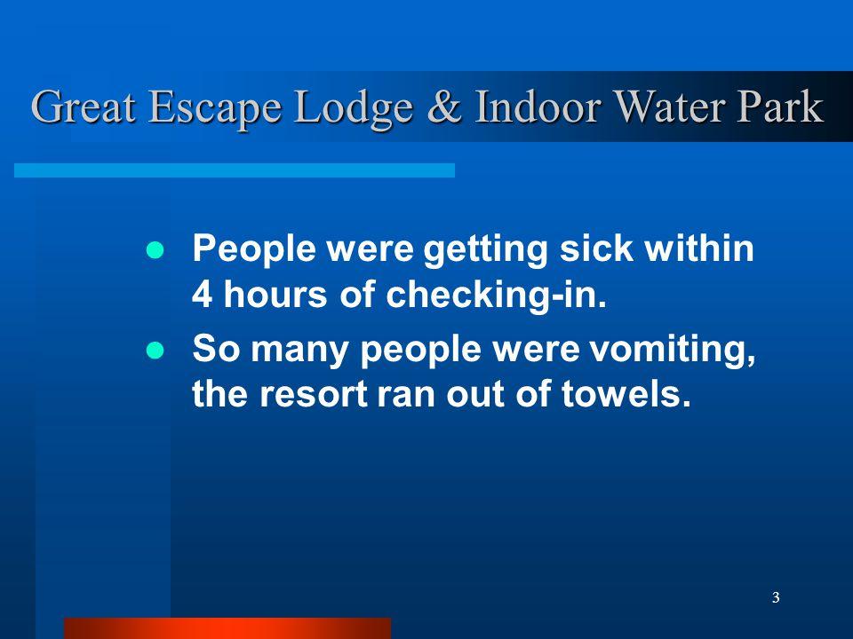 Great Escape Lodge & Indoor Water Park