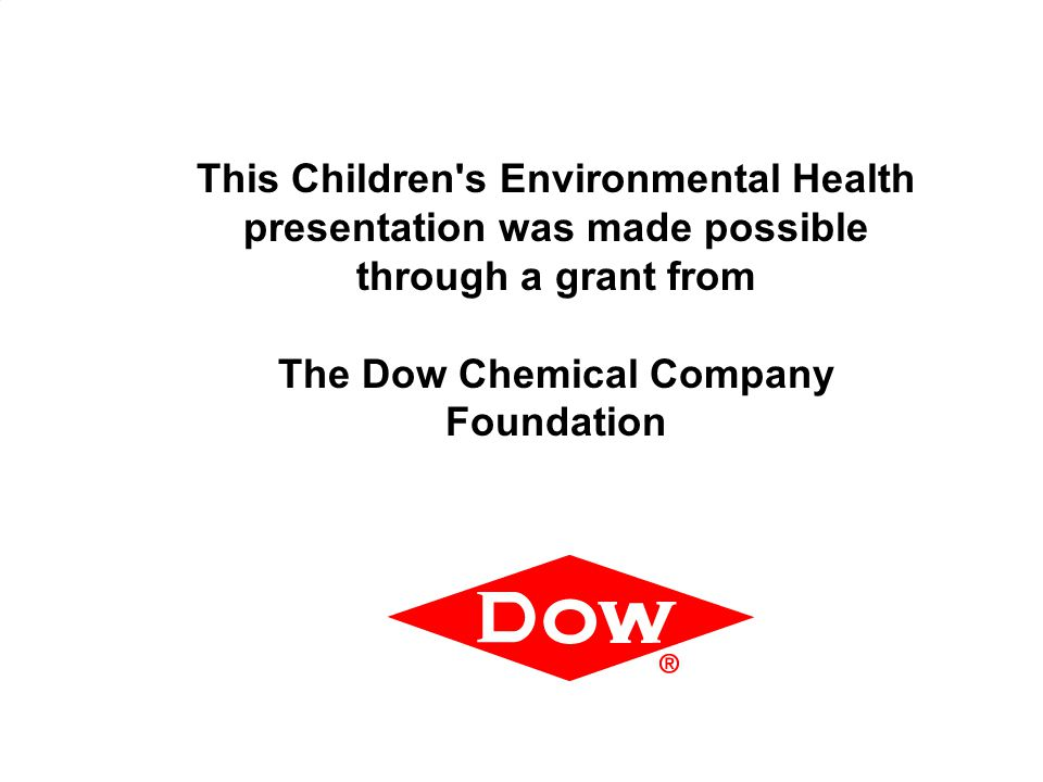 The Dow Chemical Company Foundation