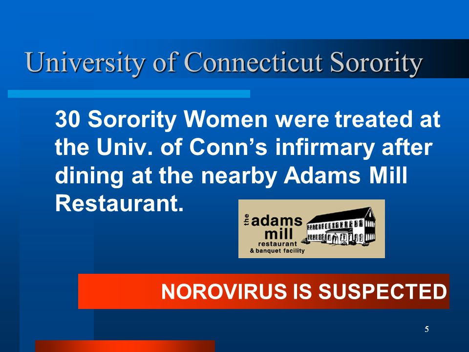 University of Connecticut Sorority
