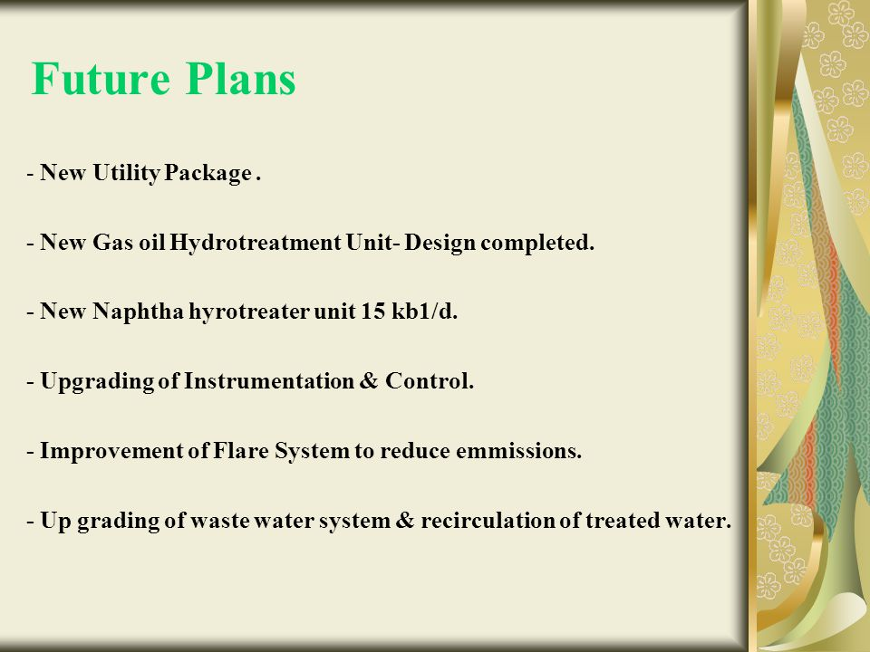 Future Plans - New Utility Package .