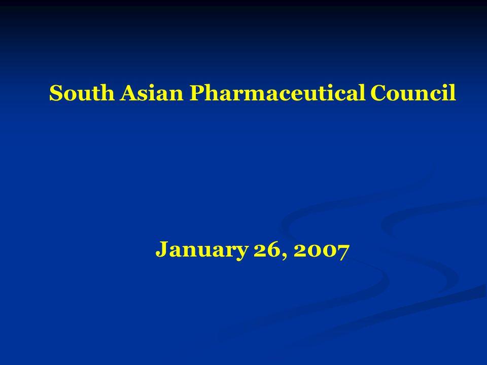 South Asian Pharmaceutical Council