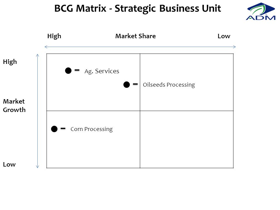 BCG Matrix - Strategic Business Unit