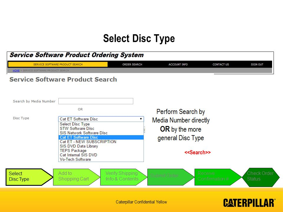 Select Disc Type Select Disc Type Add to Shopping Cart
