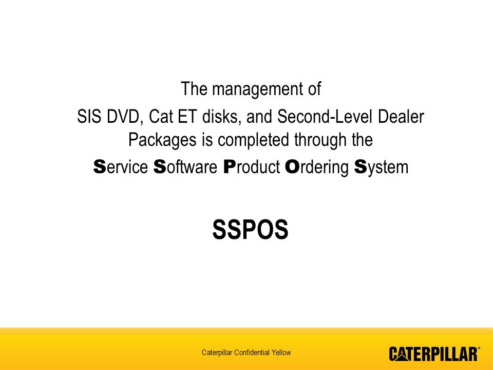 Service Software Product Ordering System