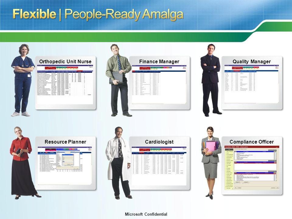 Flexible | People-Ready Amalga