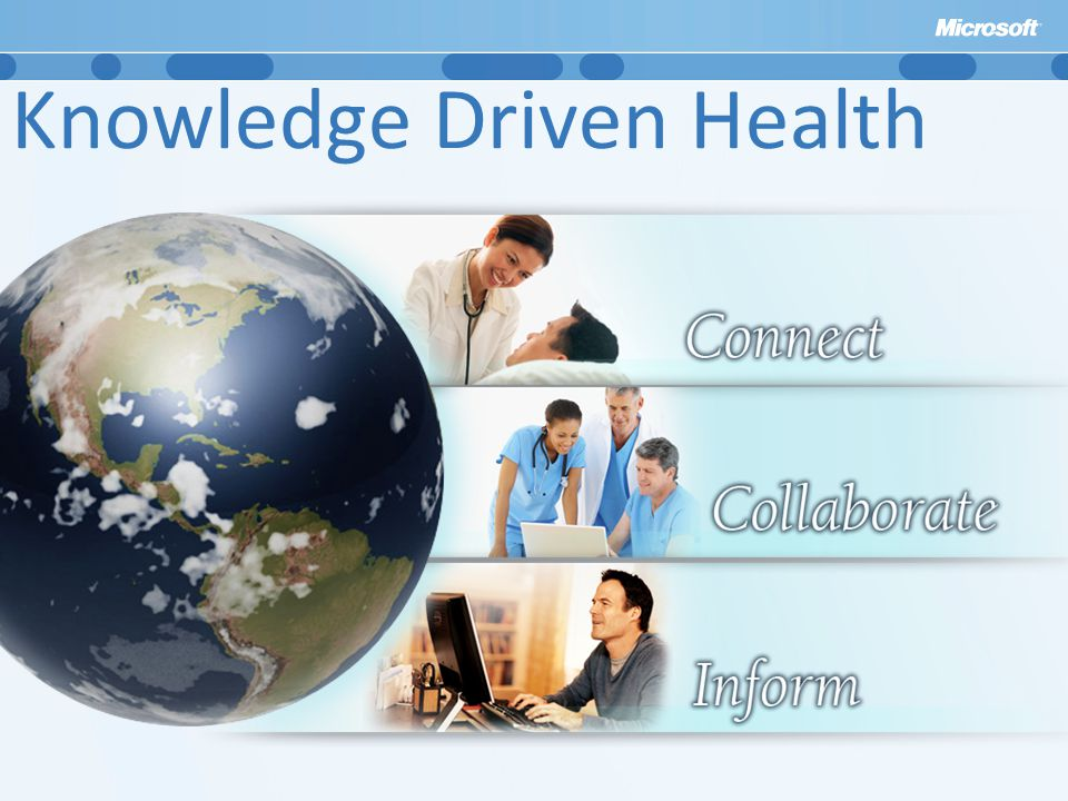 Knowledge Driven Health