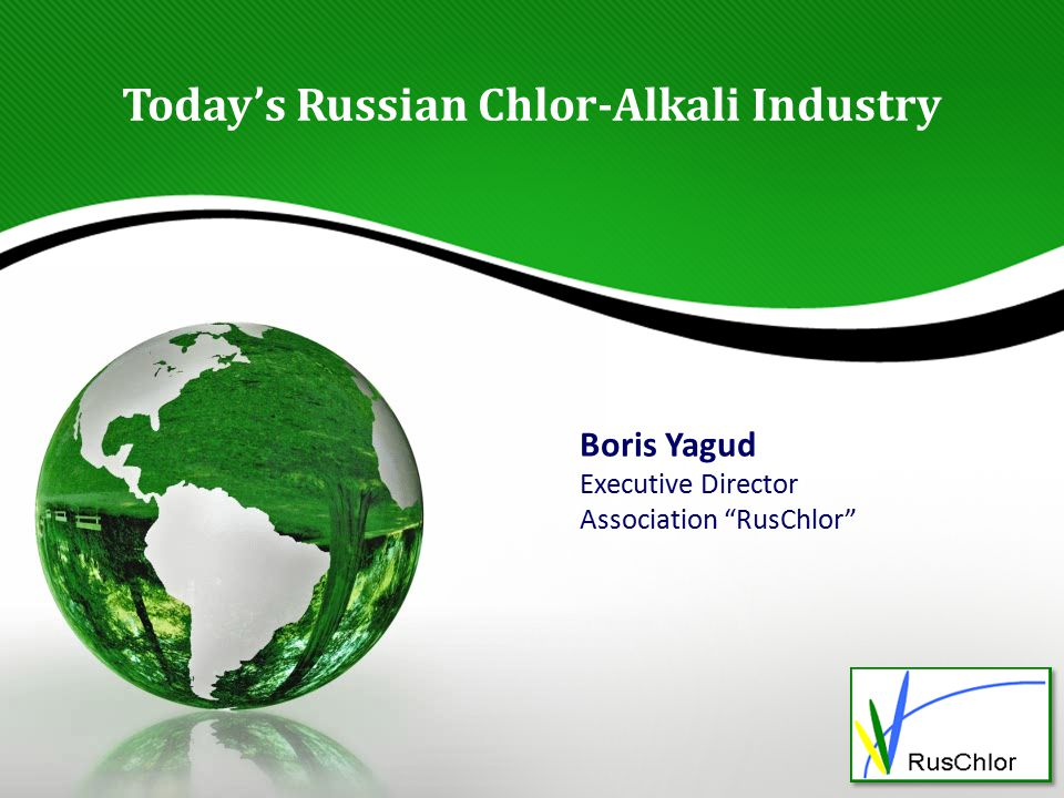Today's Russian Chlor-Alkali Industry