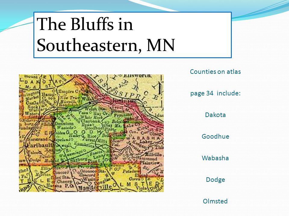 The Bluffs in Southeastern, MN