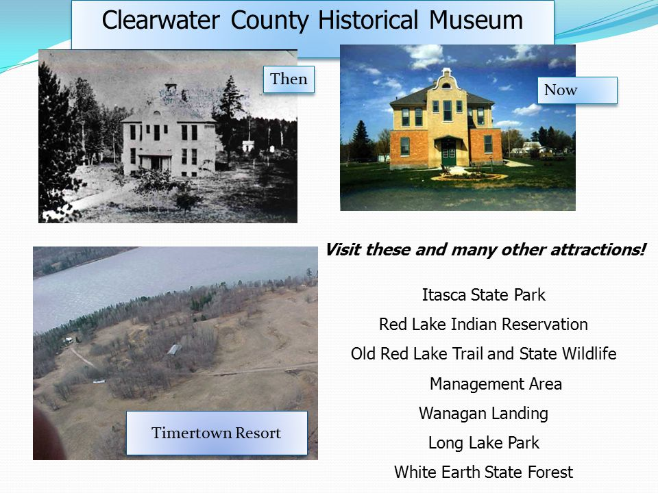 Visit these and many other attractions!