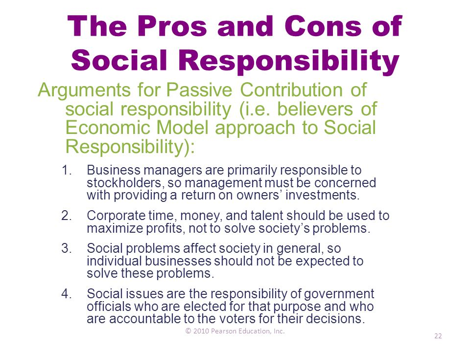 What Are the Disadvantages of Corporate Social Responsibility?