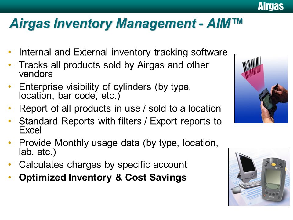 Visibility of Inventory and History