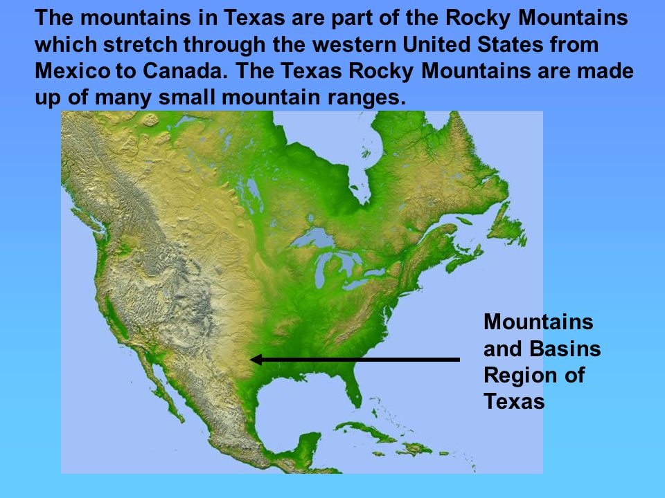 Chapters GEOGRAPHY Ppt Video Online Download - How many mountain ranges are in the united states