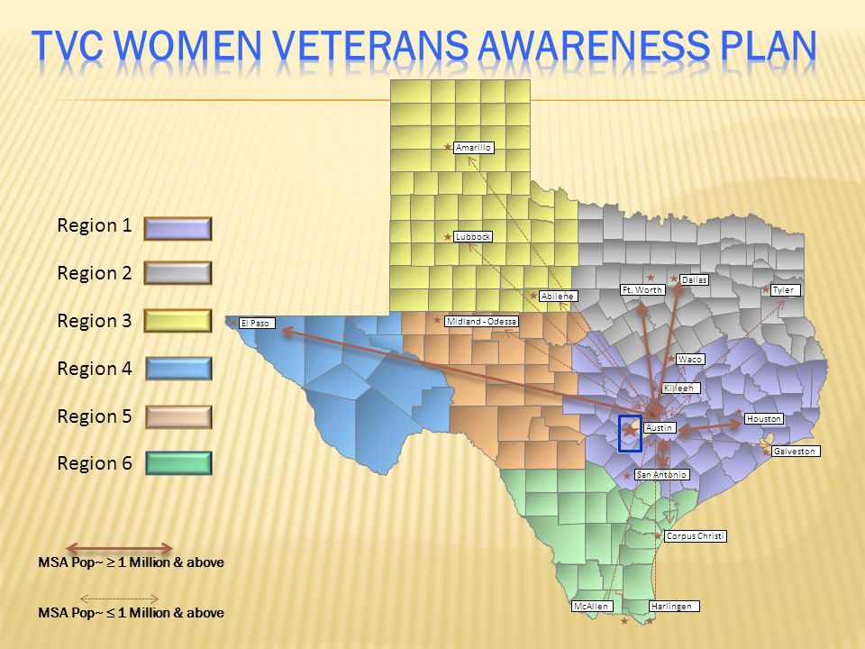 TVC Women Veterans Awareness Plan