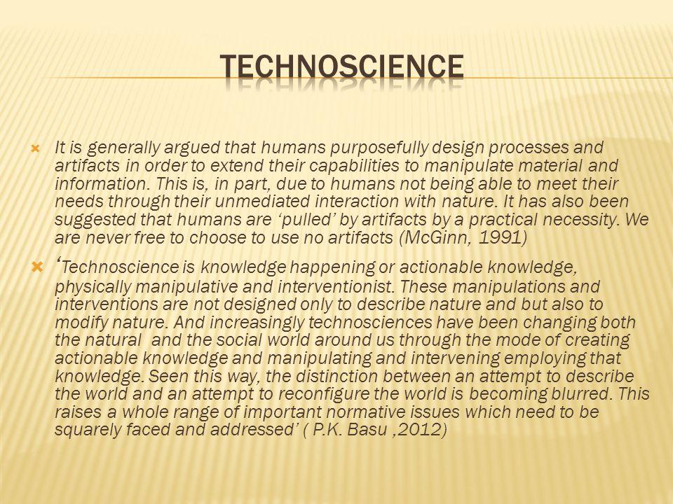 TECHNOSCIENCE