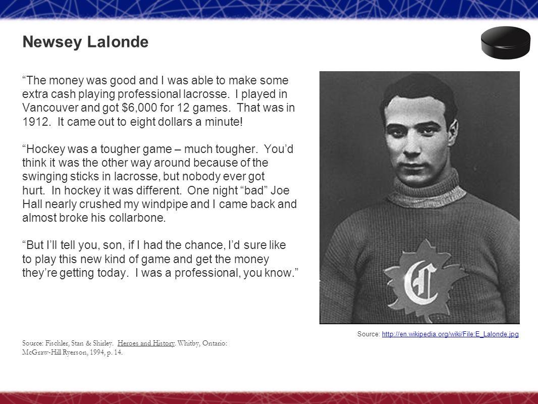 Newsey Lalonde