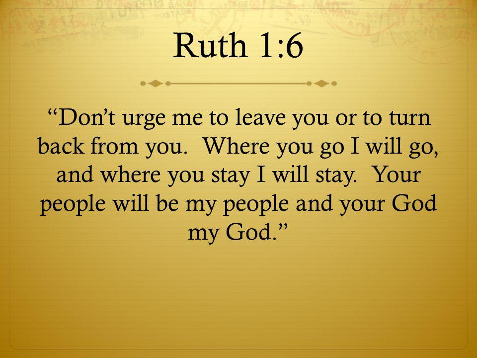 Ruth 1:6