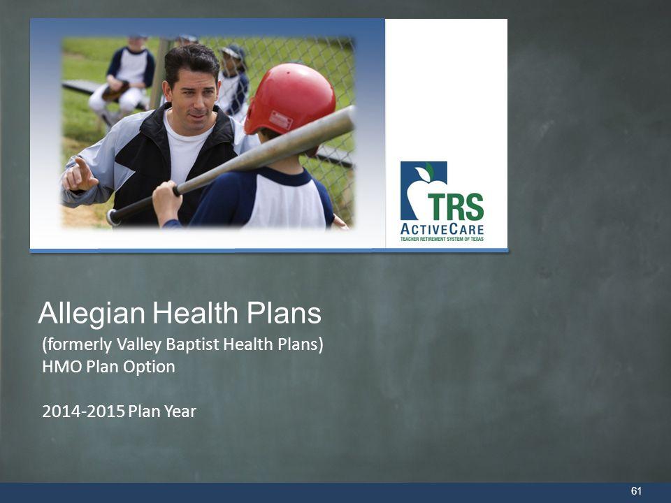 Allegian Health Plans