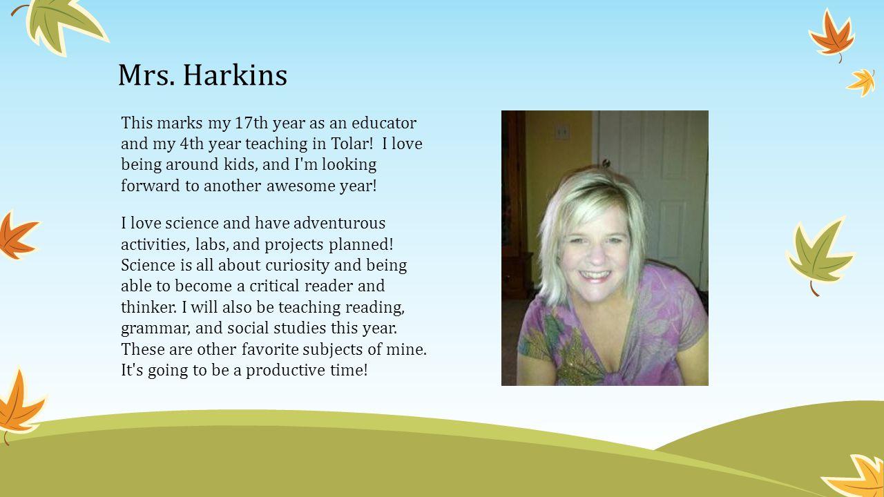 Mrs. Harkins