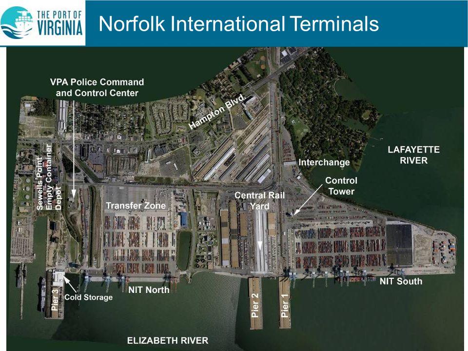 Norfolk International Terminals