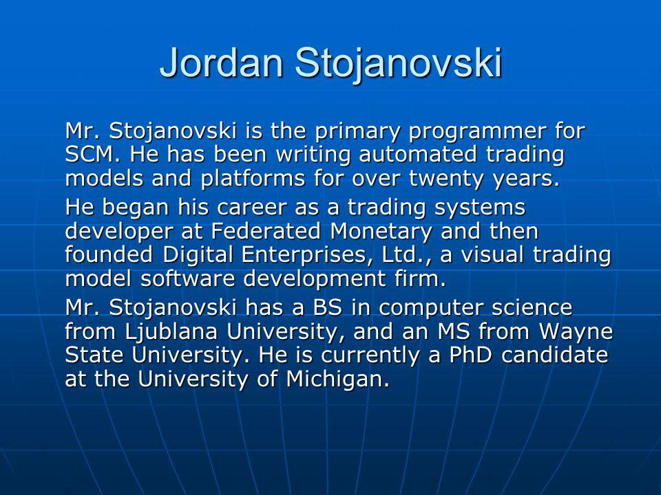 Jordan Stojanovski
