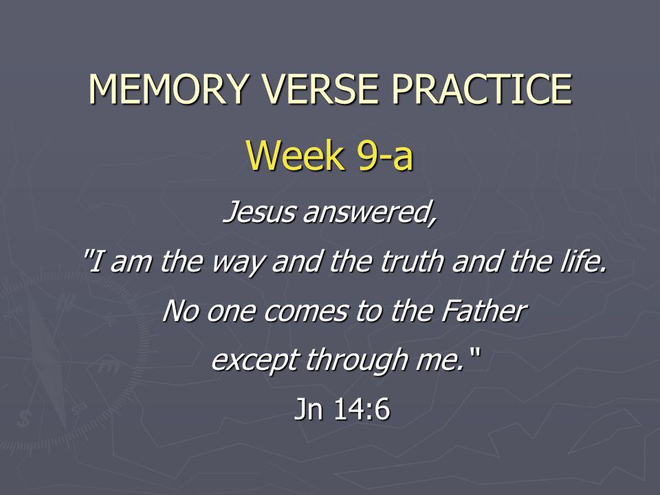 MEMORY VERSE PRACTICE Week 9-a
